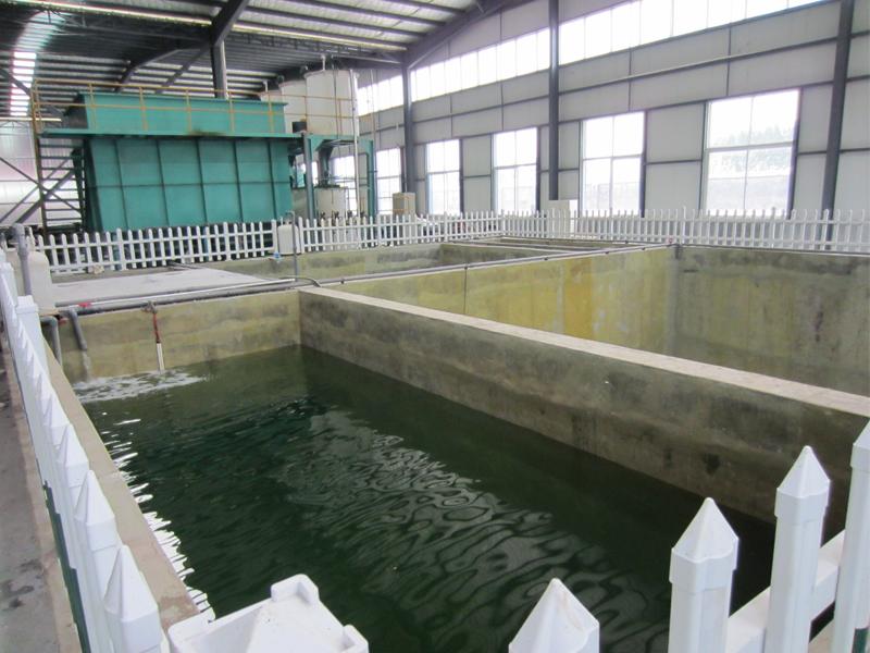 含铅污水处理站